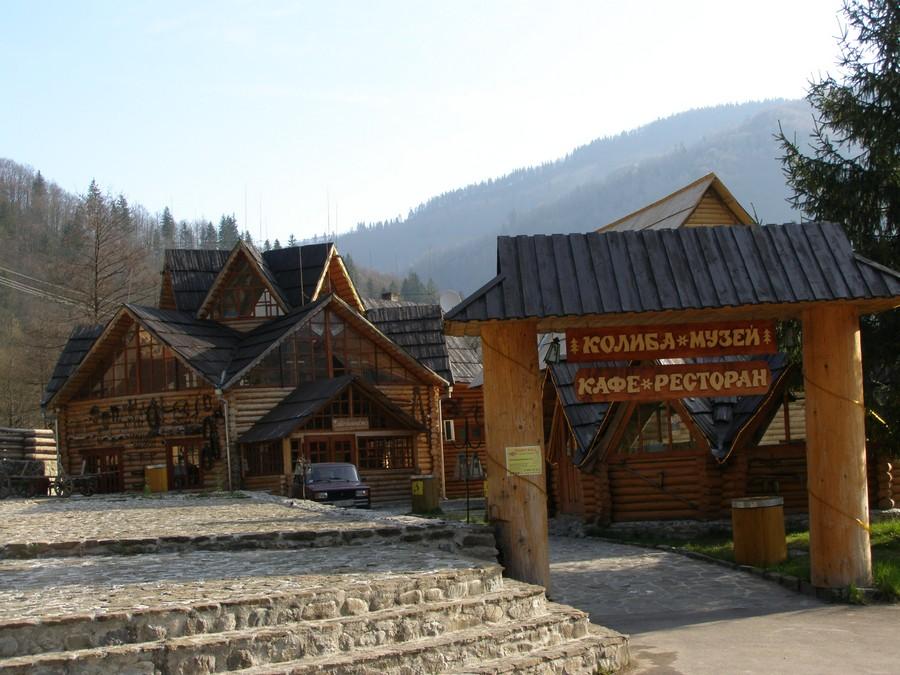 Колиба-музей, село Ділове (фото взято dreamfood.ua)