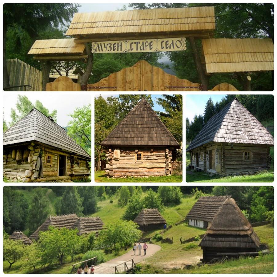 Музей архітектури і побуту Старе село (фото взято з www.sendflowers.ua)