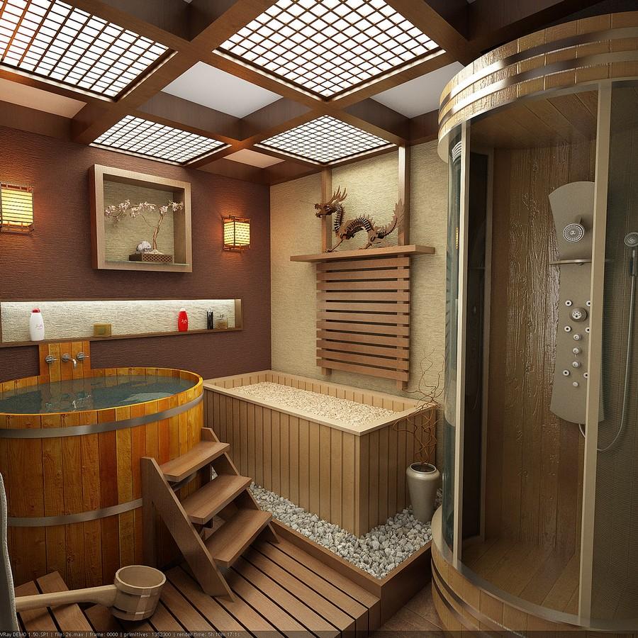 Японская баня Офуро (фото взято с banya-expert.com)