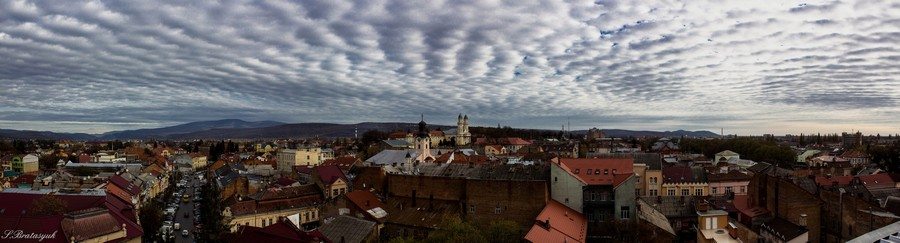Відпочинок в Закарпатті - Ужгород
