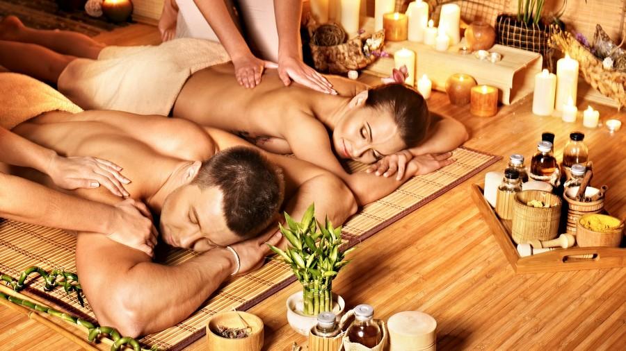 масаж після сауни